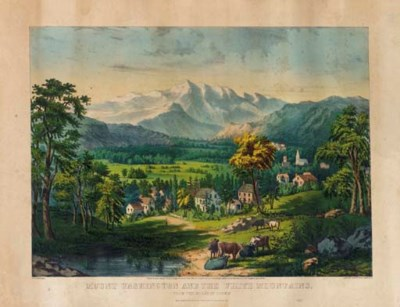 CURRIER AND IVES, PUBLISHERS (