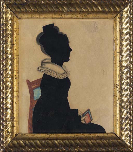 Red Book Artist, Mid 19th Century