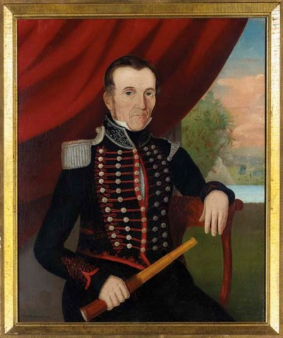 John Bradley (working 1830-184