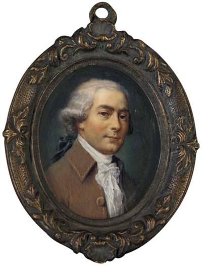 G. Spencer, circa 1790