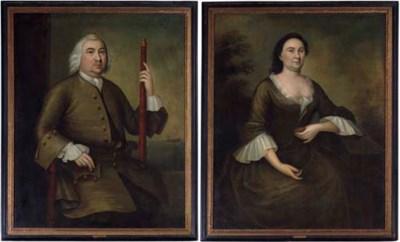 JOSEPH BADGER (1708-1765) MID
