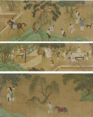 STYLE OF ZHENG ZHONG (CHINESE,