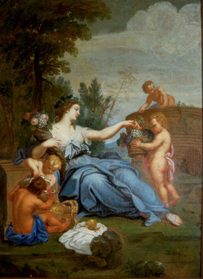 Attributed to Alexandre Ubeles