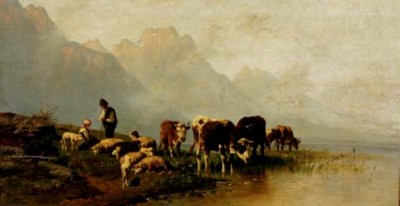 Christian Friedrich Mali (Germ