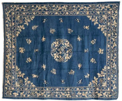 A CHINESE CARPET,