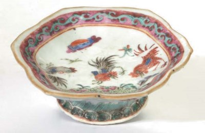 A GROUP OF DECORATIVE ASIAN CE