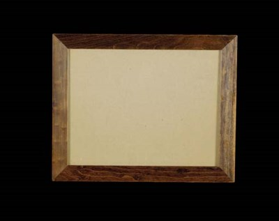 A GROUP OF FIFTY WOOD FRAMES,