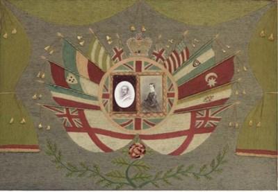 A 19th century British commemo
