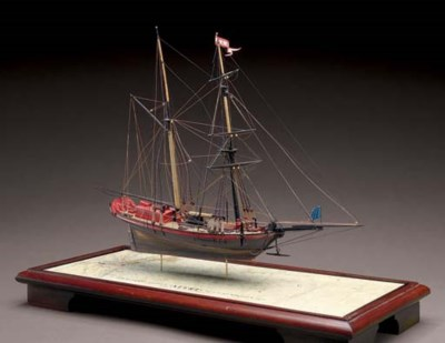 A model of the revenue cutter
