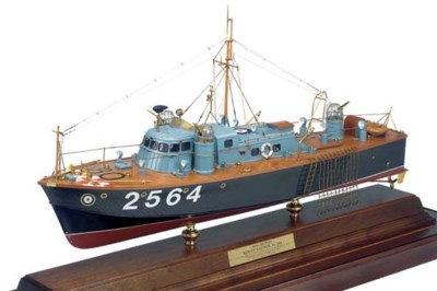 A DETAILED SCALE MODEL OF THE