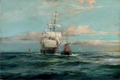 Robert MacGregor (British, 184