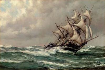 Montague Dawson, F.R.S.A.,R.S.