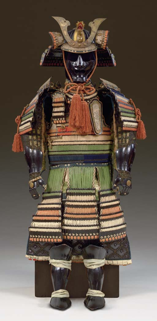 A Child's Armor (Warabe Gusoku