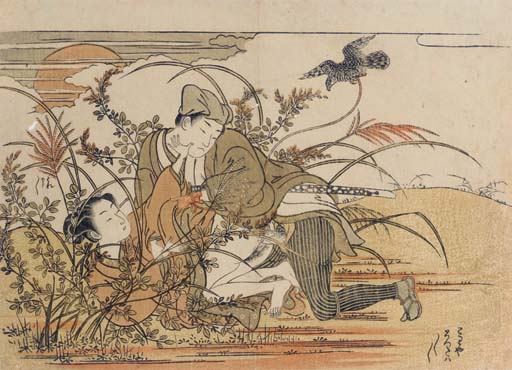 Isoda Koryusai (act. 1768-88)