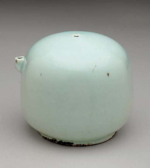 A White Porcelain Domed Waterd
