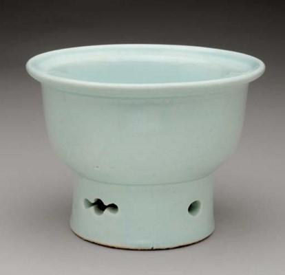 A White Porcelain Ritual Bowl