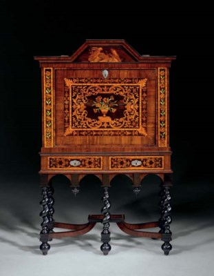 A NORTH EUROPEAN ROSEWOOD, IVO