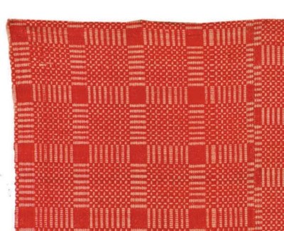 A COVERLET,