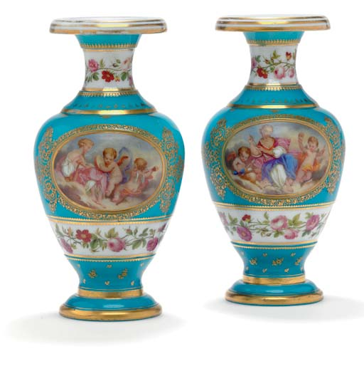 A PAIR OF FRENCH (LAUNAY, HAUT