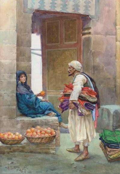 Albert Rosati (Italian, 1893-1