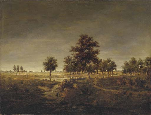 Théodore Rousseau (French, 181