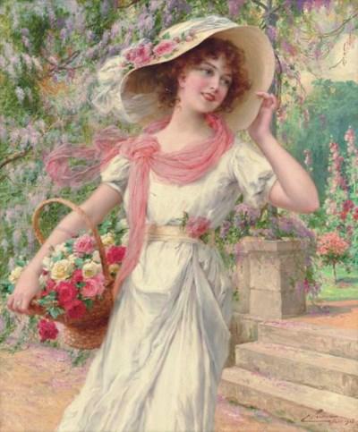 Emile Vernon (French, 1872-191