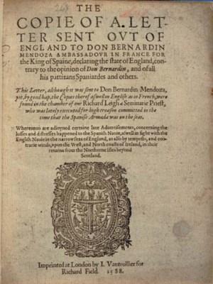 [CECIL, William, 1st Baron Bur