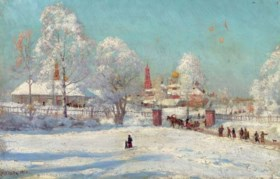 Konstantin Fedorovich Iuon (1875-1958)