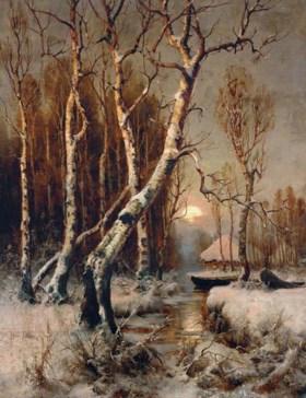 Yulii Yulevich (Julius) Klever (1850-1924)