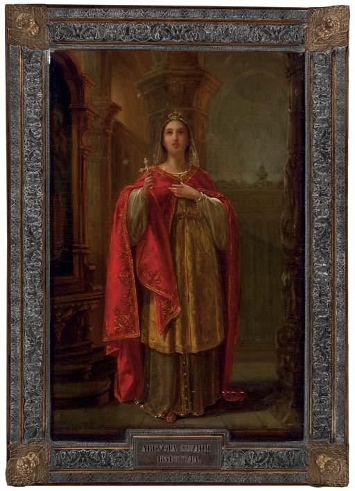 Icon of St. Olga