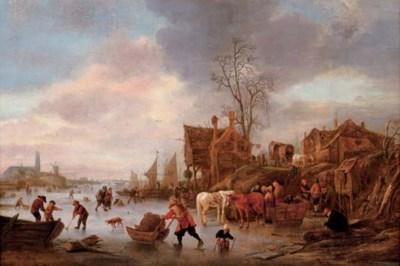 Isaac van Ostade Haarlem 1621-
