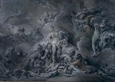 François Boucher Paris 1703-17