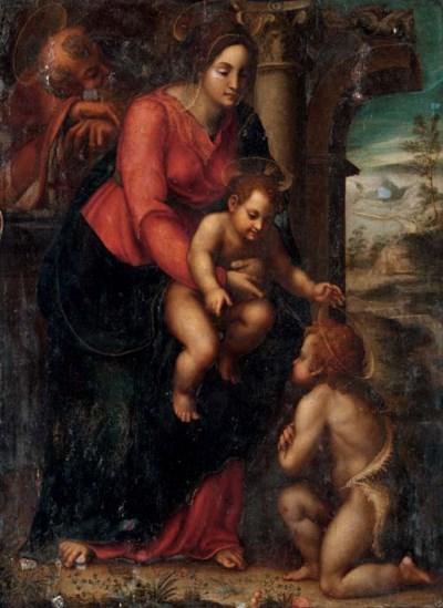 Sienese School, c. 1525