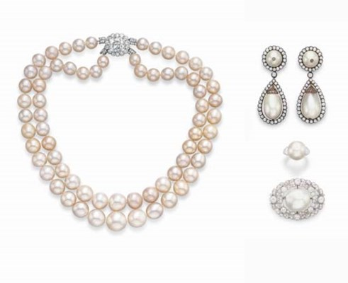 A MAGNIFICENT SUITE OF PEARL J