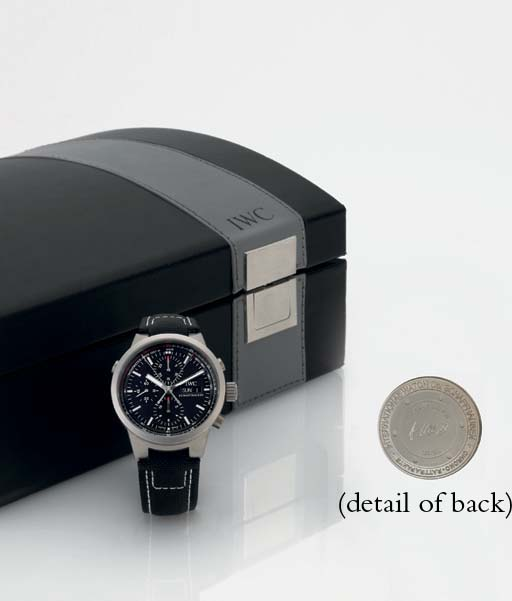 IWC. A LIMITED EDITION LARGE T