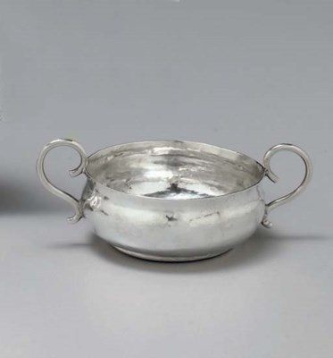 A WILLIAM AND MARY TOY SILVER