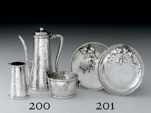 TWO AMERICAN SILVER AND MIXED-