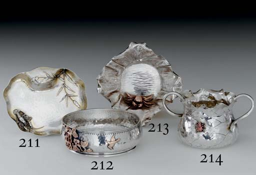 AN AMERICAN SILVER AND MIXED-M