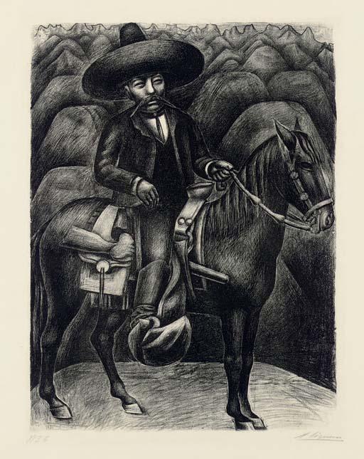 DAVID ALFARO SIQUEIROS (1896-1