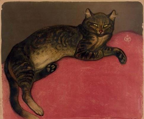 THEOPHILE STEINLEN (1859-1923)