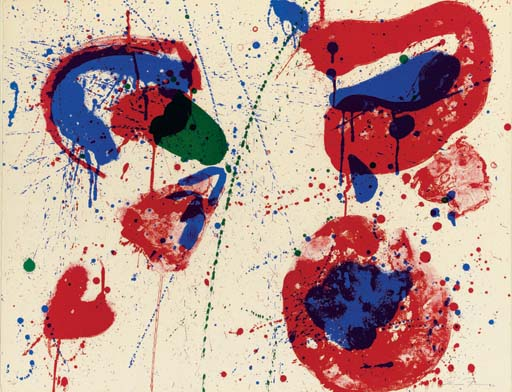 SAM FRANCIS (1923-1994)