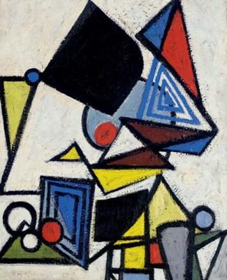 Lee Krasner (1908-1984)