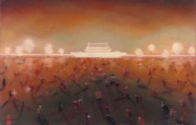 Yin Zhaoyang (b. 1970)