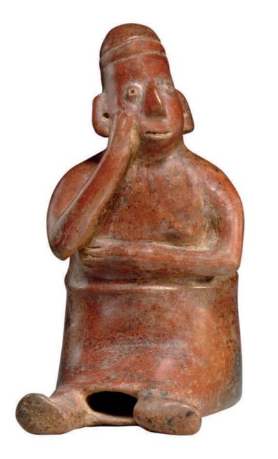 COLIMA FEMALE FIGURE