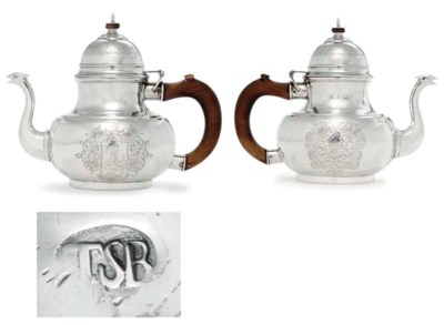 THE DOUW FAMILY TEAPOT: AN IMP