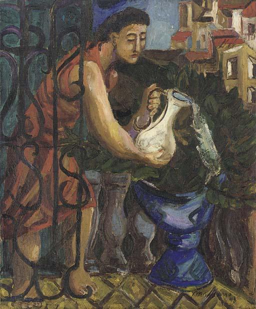 Mariano Rodriguez (Cuban 1912-1990)