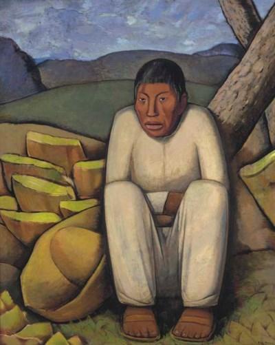 Alfredo Ramos Martinez (Mexica