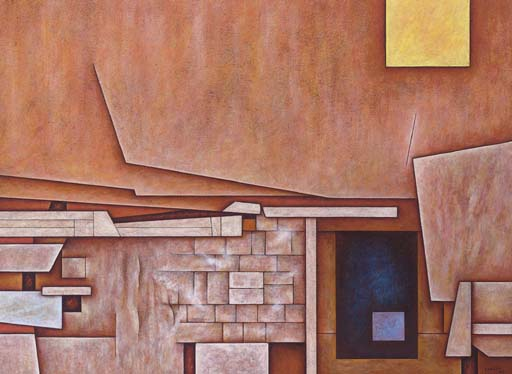 Gunther Gerzso (Mexican 1915-2000)