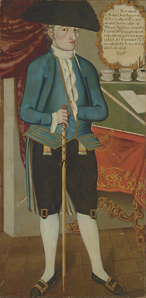 Anonymous (Mexican School Late 18th Century)
