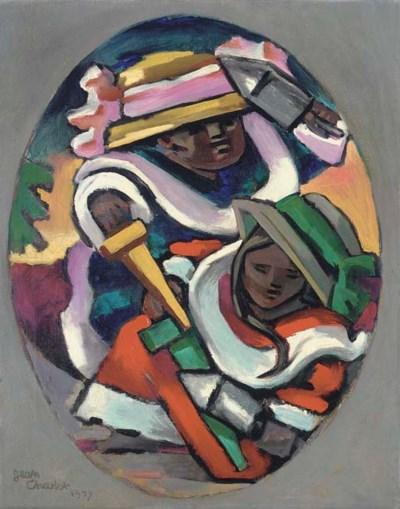 Jean Charlot (French 1898-1979